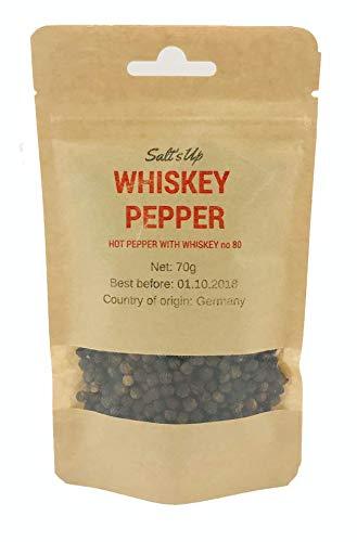 WHISKEY PEPPER catering bag 11lb