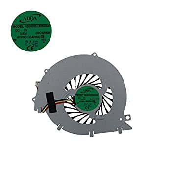 New CPU Cooling Fan For Sony Vaio SVF152 SVF152C SVF15217CXB SVF15217CXP SVF15217CXW SVF15218CXB SVF15218CXP SVF15218CXW SVF152190X SVF1521AGXB SVF1521BCXB