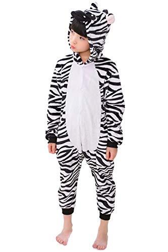 (Kids Pajamas Costume Animal Jumpsuit-110cm)
