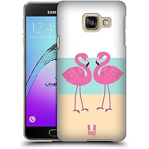 Head Case Designs Beach Fashion Flamingos Hard Back Case for Samsung Galaxy S7 Sales