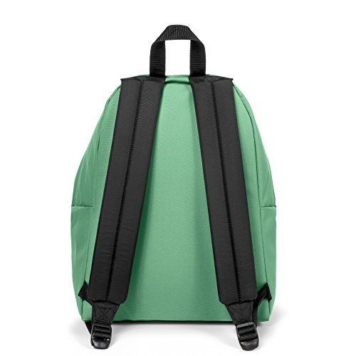 Eastpak Padded Pak'r Mochila Tipo Casual, Diseño Instant Crush, 24 Litros, Color Rosa Verde (Picknick Green)