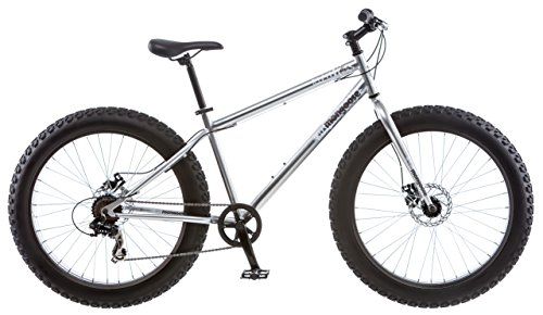 (Mongoose Men's Malus Fat Tire Bike,)