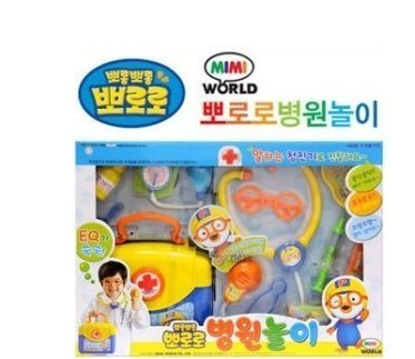 Pororo & Friend Pororo Pretend & Play Doctor Set by toy2b by toy2b