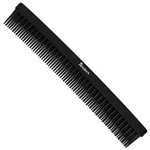 Denman Professional Three Row Mousse, d12 BLACK