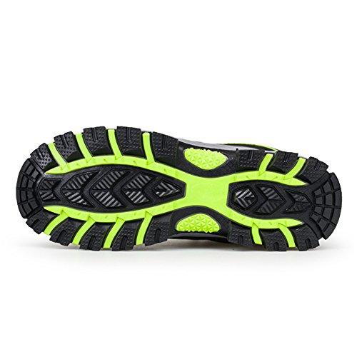 Zapatillas de deporte al aire libre para hombre gris