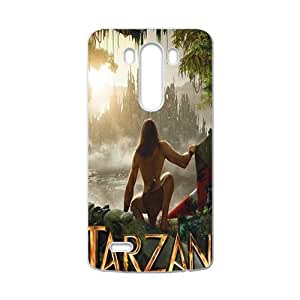 QQQO Tarzan Case Cover For LG G3 Case