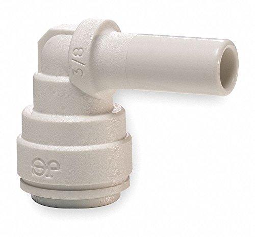 - John Guest Polypropylene Plug-in Elbow, 90°, 5/16