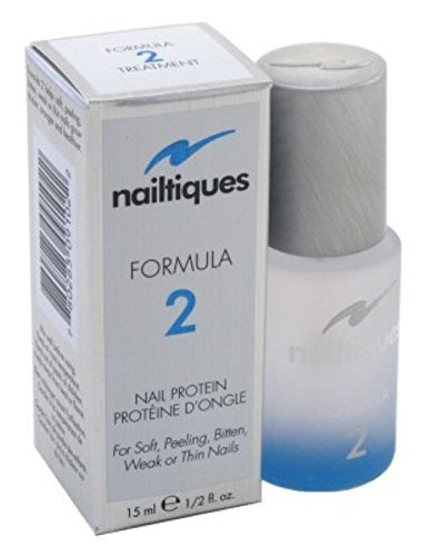 Nailtiques Formula 2 Nail Protein 0.5oz (6 Pack) by Nailtiques by Nailtiques