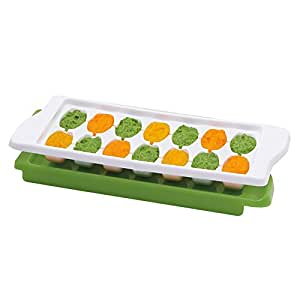 OXO Tot Baby Food Freezer Tray with Protective Cover