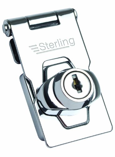Sterling LGH100 Überfalle, 76mm, verchromt