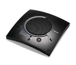 ClearOne CHAT 150 - Micrófono y altavoz manos libres, color negro