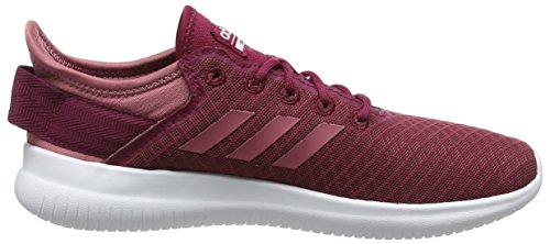 De Rose Running Maroon maroon Chaussures Femme trace mystery Adidas Ruby F17 Qtflex qREwAA