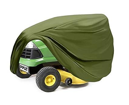 PCVLTR11 Armor Shield Lawn Tractor Cortacésped cubierta protectora de almacenamiento, interior / exterior, Universal