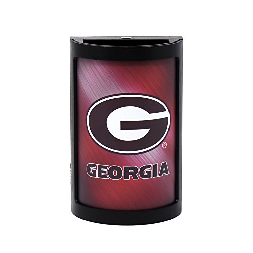 NCAA Georgia Bulldogs College Football LED Night Light