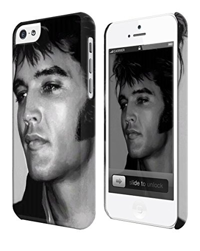 ... 14430-Elvis Presley for Iphone 5c Hard Case Cover (elvis10)-B01AGMALYQ