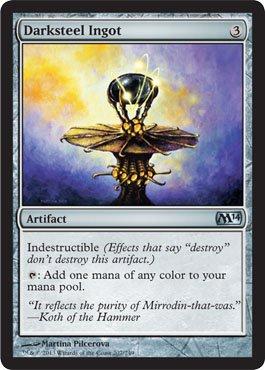 Magic: The Gathering - Darksteel Ingot (207/249) - Magic 2014