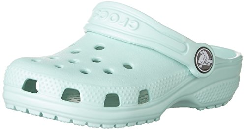 Crocs Classic Clogs, New Mint, 1 M US Little Kid