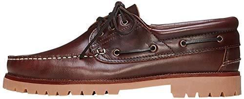 find. Amz142_Leather, Men's Sailing Shoes