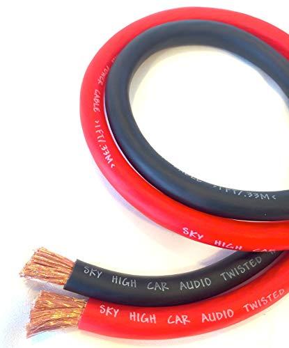 0 gauge wire ofc - 8