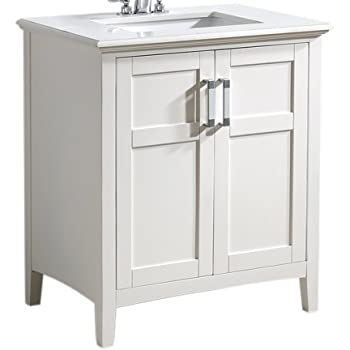 Amazon Com Mission Hills 27673 Cl Middleton Bathroom Vanity 28