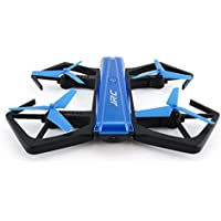 Nacome New JJRC H43WH Blue Crea 720P WIFI Camera Foldable With Altitude Hold RC Quadcopter