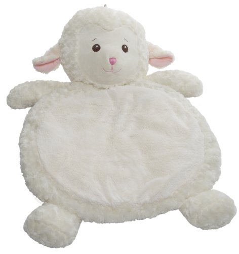 Mary Meyer Bestever Baby Mat, Lamb ()