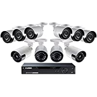 Lorex 16-Ch 1080p Surveillance System w/ 6 1080p Bullet Cam & 4 1080p Ultra-Wide