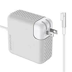 Macbook Pro Charger, SkyGrand Replacement 60W Magsafe (L-Tip) Connector Ac Power Adapter Charger for Macbook Pro with 13-inch Retina display - Before Mid 2012