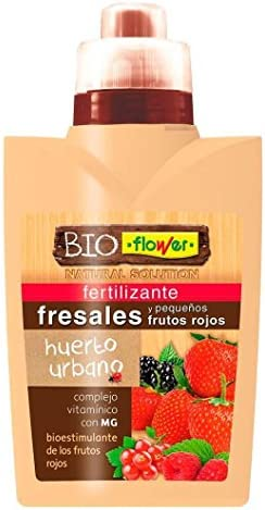 Flower 10853 10853-Abono líquido para fresales y Frutos Rojos, No ...