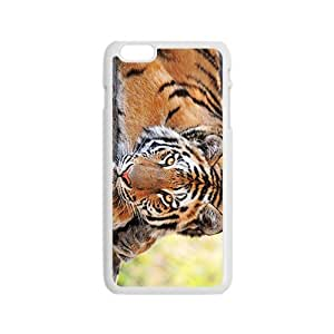 Mild Tiger Hight Quality Plastic Case for Iphone 6