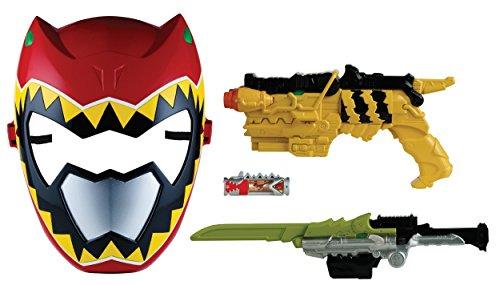 Power Rangers Dino Charge - Red Ranger Hero Set (Power Rangers Masks)