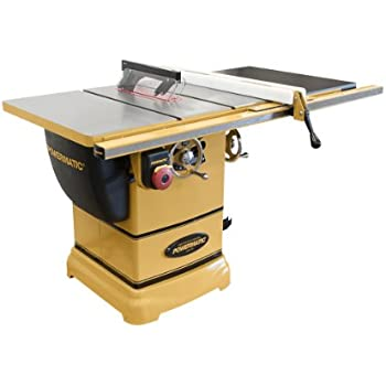 Powermatic pm1000 1791000k table saw 30 inch fence power table saws Table saw fence reviews