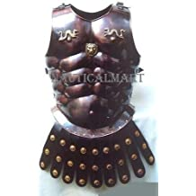 Medieval LARP Greek Copper Muscle Armor By Nauticalmart