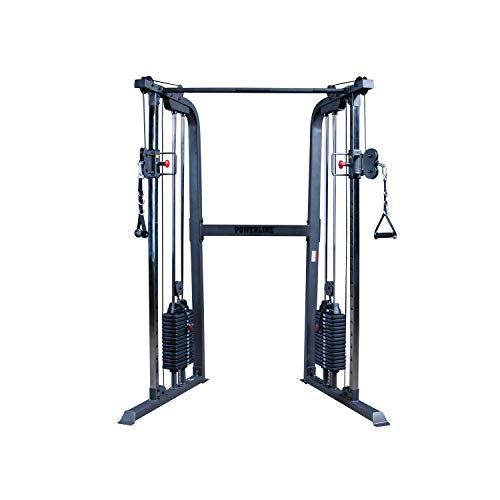 Kickback Crossover (Body-Solid Powerline PFT100 Functional Trainer)