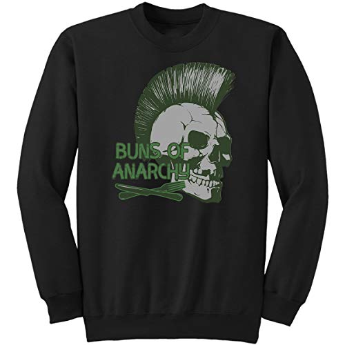 Buns Anarchy-Cook Related Gift C Sweatshirt