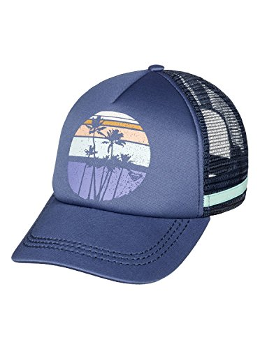 Roxy Juniors Dig This Trucker Hat, True Navy, One Size