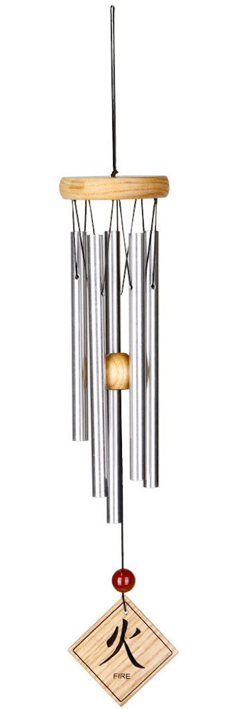 Woodstock Chimes Elements, Fire- Eastern Energies Collection