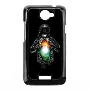 cosmic inside HTC One X Cell Phone Case Black LMS3892076