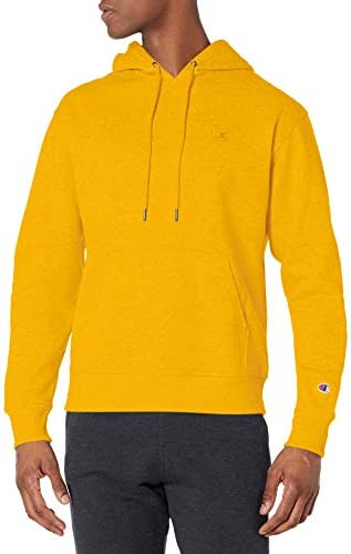 Champion Men's Powerblend Fleece Pullover Hoodie 14
