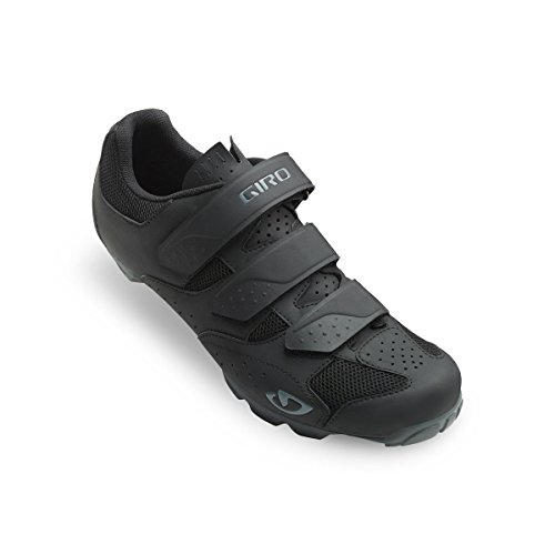 Carburo de giro R II-Zapatos de ciclismo para hombre Black Charcoal