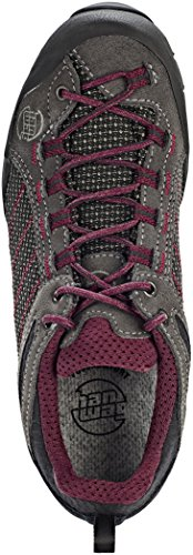 Multicolour Lady 5 064356 GTX Garnet Makra Asphalt Climbing Shoes Dark Dark Low Women's 6 Asphalt UK Garnet Hanwag OwUqC