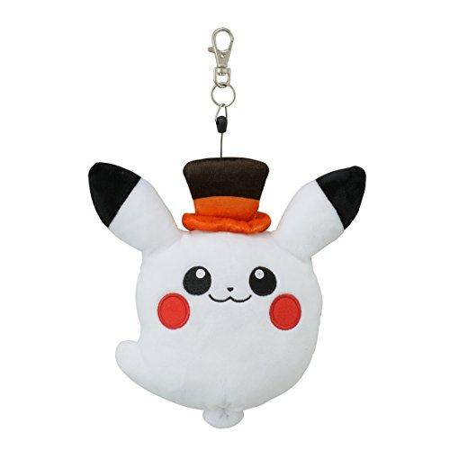Pokemon Center Original Plush Toy Pass Case Pokémon Halloween Time Ghost -