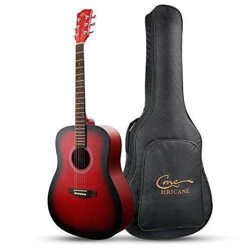Hricane Acoustic Guitar 41