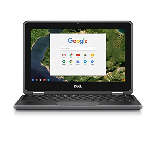 Dell Chromebook 11 3189 T8TJG 11.6-Inch Traditional Laptop (Black)