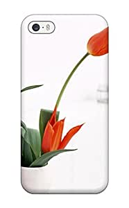 5550121K5242ipod touch4708 Case Cover Iphone ipod touch4 Protective Case Pure Flowers