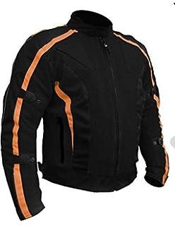 Australian Bikers Gear chaqueta Chicane de Cordura ligera y robusta con protecciones…