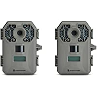 Stealth Cam 8MP Infrared Hunting Scouting Game Trail Cameras (2 Pack) | G30