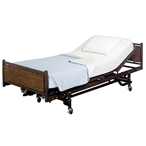 Fitted Hospital Bed Sheet, Twin Extra-Long 36