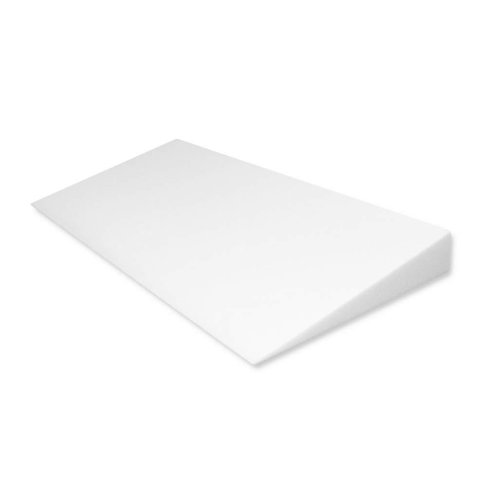Fränkische Schlafmanufaktur Keilkissen Bettkeil Poly 9 1cm für Matratzen und Wasserbetten Breite 200cm B01MYGKNN0 Bettzubehr