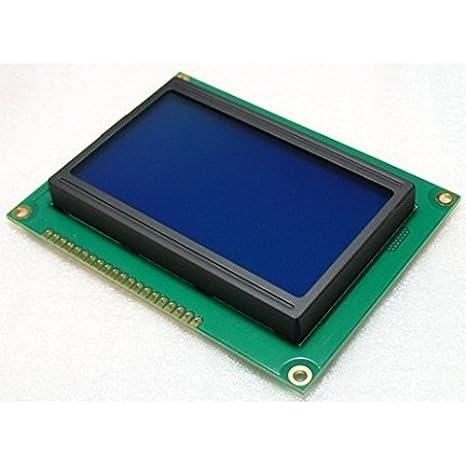 Amazon com: Arduino Graphic LCD Screen Module Board 12864